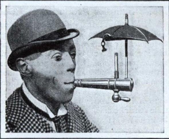 Необычные ретро-изобретения. Изображение № 13.