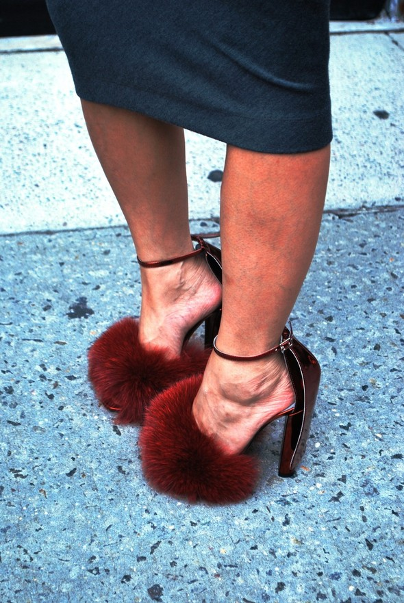 Street Fashion @ NYFW. Изображение № 19.