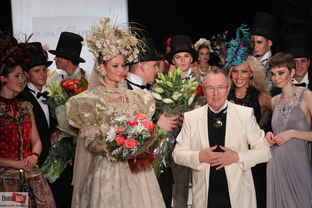 Mercedes-Benz Fashion Week Russia 2012. Изображение № 7.