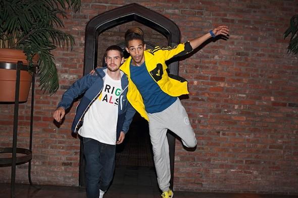 Лукбуки: Adidas Originals SS 2012. Изображение № 6.