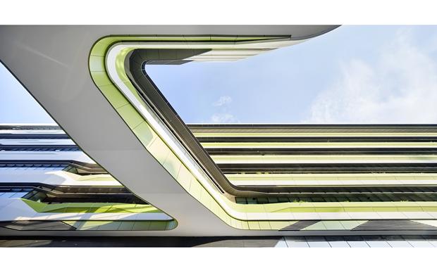 Архитектура дня: новый кампус университета в Сингапуре. Изображение № 8.
