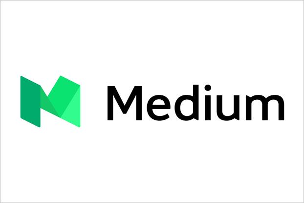 Новый логотип Medium. Изображение № 2.