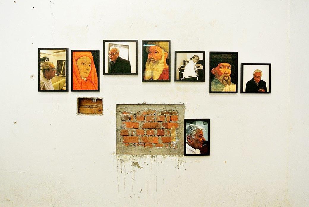 Репортаж с 1-й индийской биеннале: M.I.A., Бакштейн и граффити. Изображение № 8.