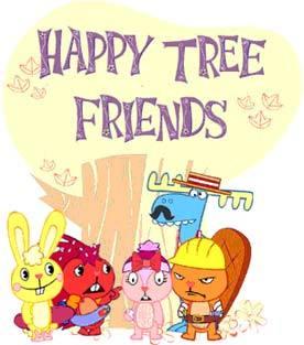 Happy Tree Friends. Изображение № 1.