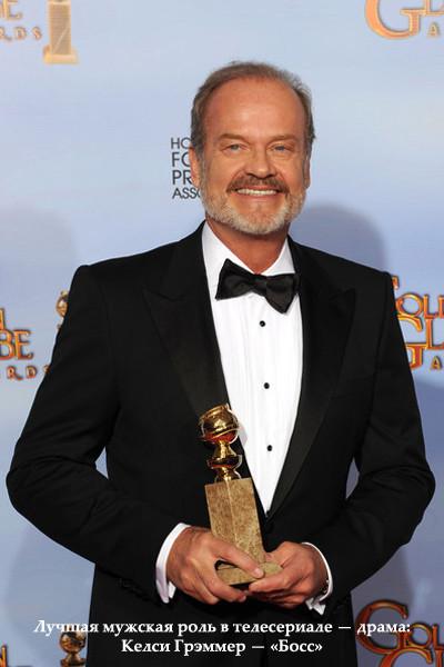 «Золотой глобус-2012»: победители. Изображение № 17.