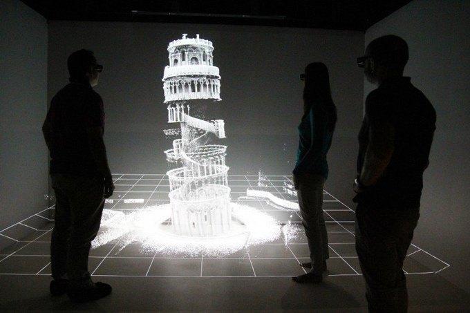 Учёные оцифровали интерьер Пизанской башни. Изображение № 2.