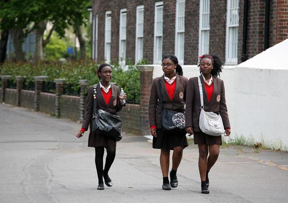 Street fashion Англия. Изображение № 22.