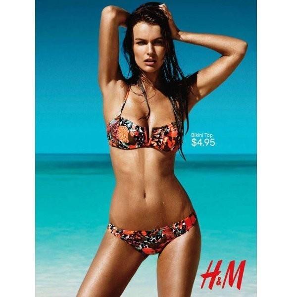 Изображение 6. Рекламные кампании: H&M, Mango и другие.. Изображение № 1.