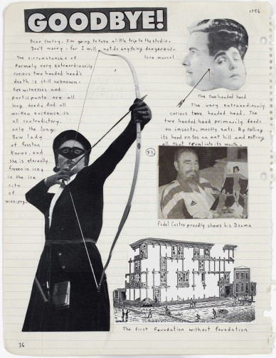 Канадский художник Marcel Dzama. Изображение № 29.