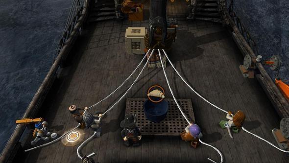 Изображение 11. Компания Disney выпустила игру «LEGO Пираты Карибского Моря».. Изображение № 10.