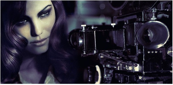 Неоновые фотографии Эммы Темпест. Изображение № 8.
