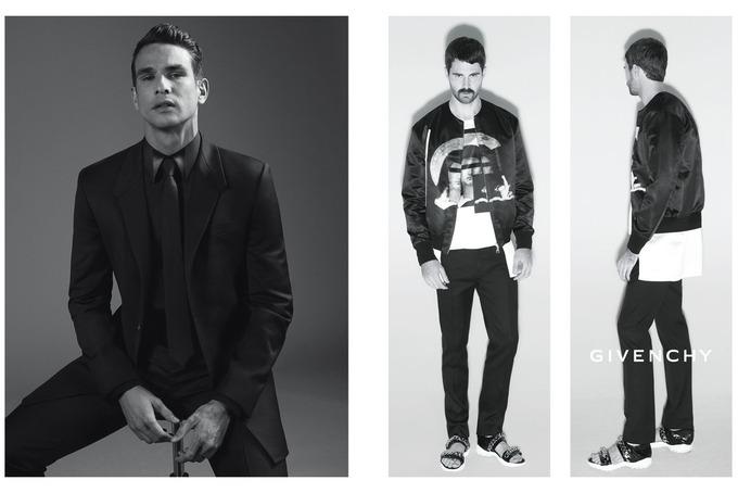 Вышли превью кампаний Burberry, Givenchy и других марок. Изображение № 3.
