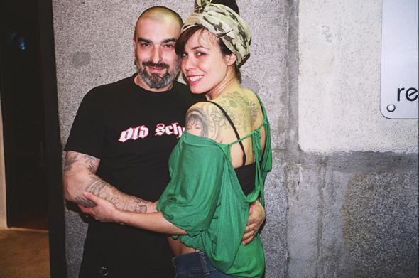 Изображение 116. На полруки: о татуировках в Мадриде.. Изображение № 35.