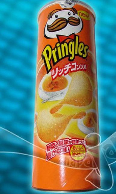 Несъедобное съедобно - какие бывают чипсы. Изображение № 37.