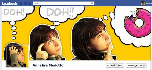 Как привлечь внимание к своей Facebook странице?. Изображение № 14.