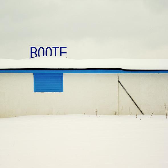 Вход в пустоту: Фотографы снимают города без людей. Изображение № 2.