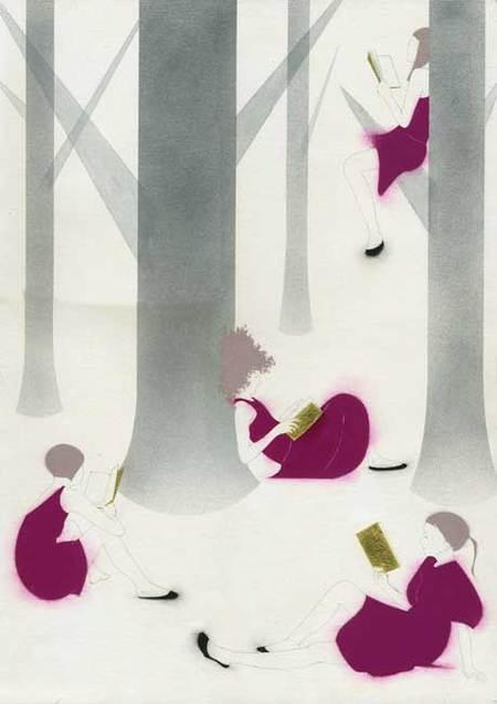 Naomi Kobayashi illustrations. Изображение № 8.