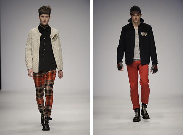 London Fashion Week AW 10: День шестой. Изображение № 10.