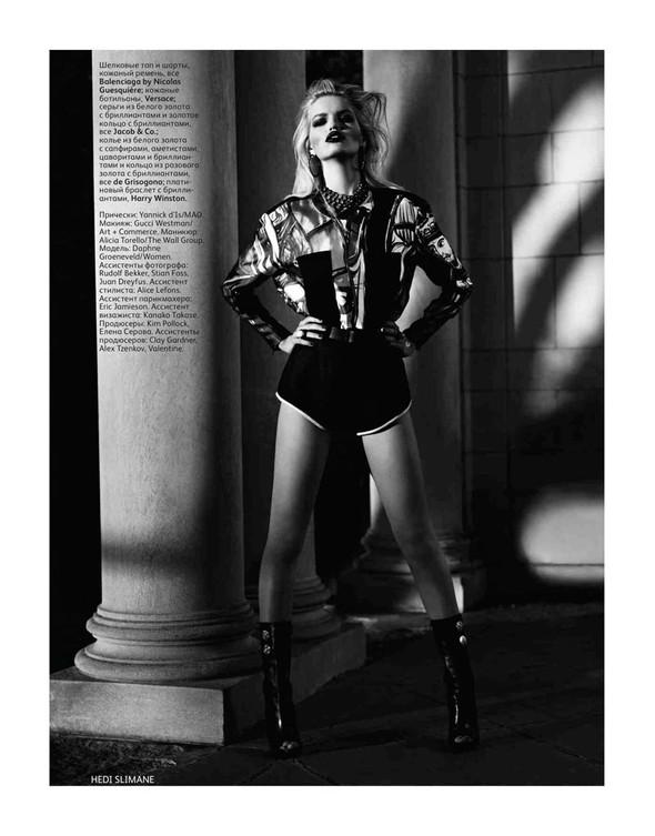 Новые съёмки: AnOther Man, Dazed & Confused и Vogue. Изображение № 21.