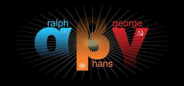 Дизайнер создал более 50 логотипов известных учёных. Изображение № 1.