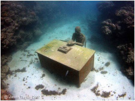 Подводная галерея. Изображение № 12.