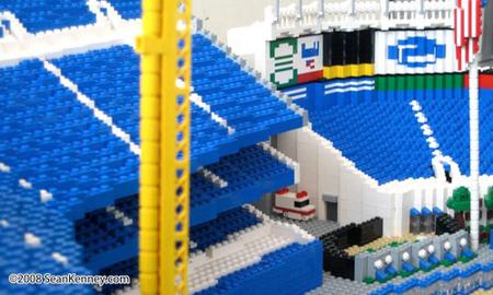Lego Yankee Stadium. Изображение № 3.