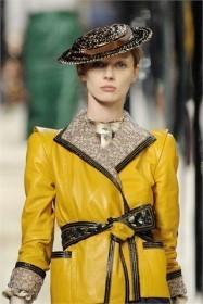 Осень 2009–2010. Модные тенденции изпрошлого. Изображение № 7.