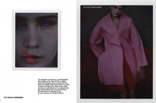 Вышли новые съемки Vogue, i-D, 10 и Interview. Изображение № 8.