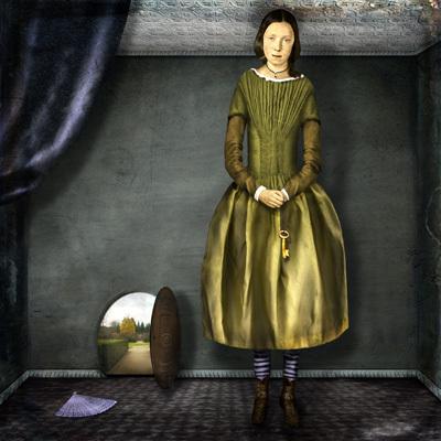 Сказочная Maggie Taylor. Изображение № 7.