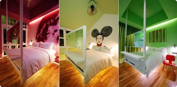 10 лучших дизайн-отелей. Изображение № 17.
