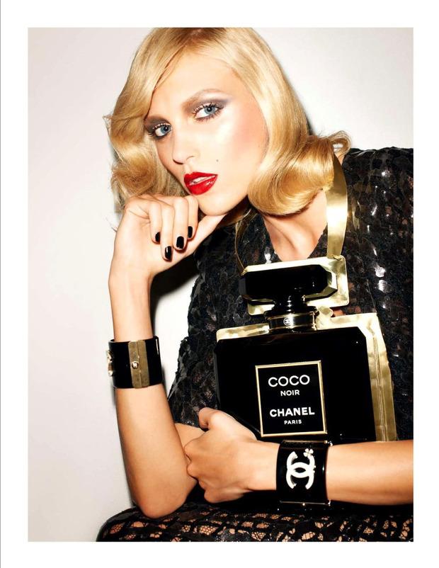Вышли новые съемки из Bon, Flair, Vogue и других журналов. Изображение № 53.