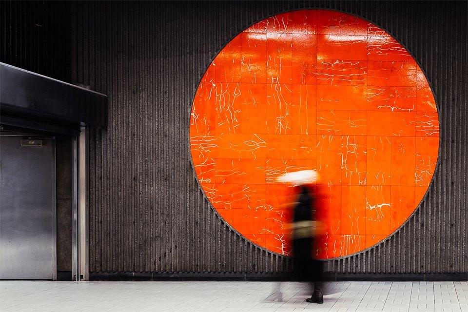 Фото: незаметная красота монреальского метро. Изображение № 11.