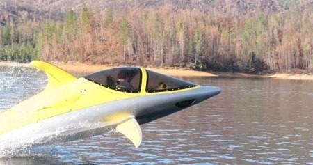 Теперь можно почувствовать себя дельфином. Изображение № 4.