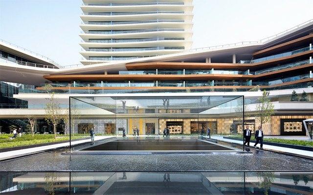 Опубликованы фотографии первого магазина Apple бюро Foster + Partners . Изображение № 6.