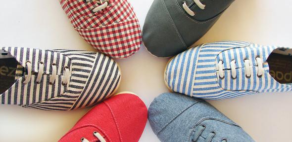 Обувь PAEZ - теперь и в России. Изображение № 18.