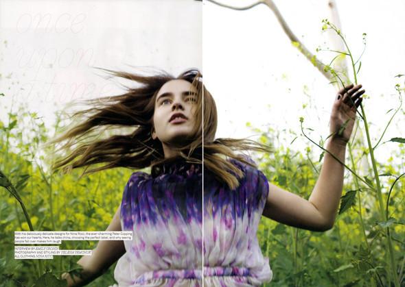 Изображение 9. Съемки: Lula, Muse, Purple Fashion и другие.. Изображение № 9.