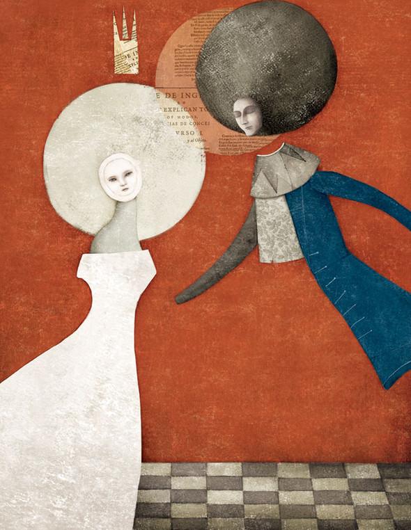 Luis Gabriel Pacheco - художник-иллюстратор. Изображение № 12.