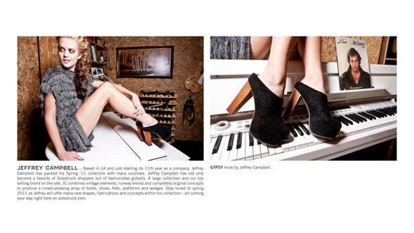 Изображение 28. Лукбуки обуви: Jeffrey Campbell, Modern Vintage и Solestruck.. Изображение № 44.