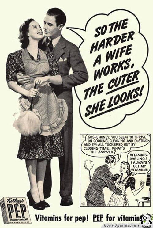 Винтажная реклама, которую запретили бы сегодня. Изображение № 19.
