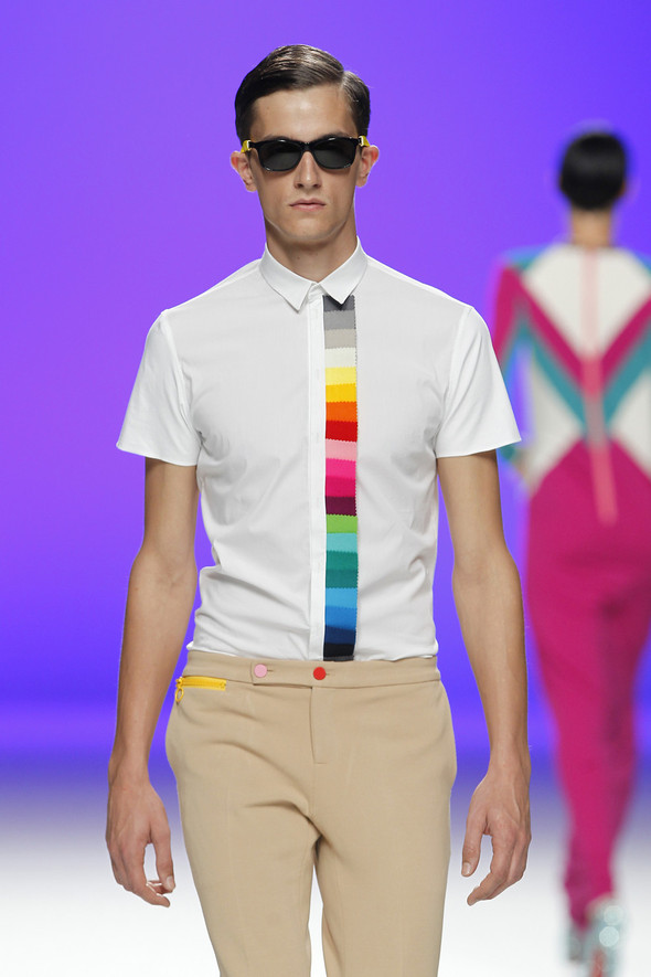 Madrid Fashion Week SS 2012: Davidelfin. Изображение № 26.