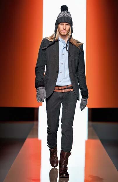 Новости ЦУМа: Коллекция мужской одежды Boss Orange осень-зима 2012-13. Изображение № 22.