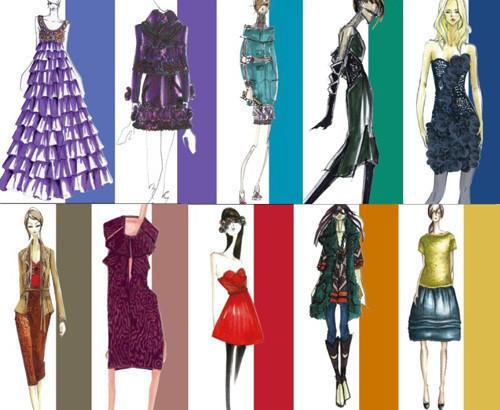 Модные цвета сезона весна лето 2009 отPantone. Изображение № 4.