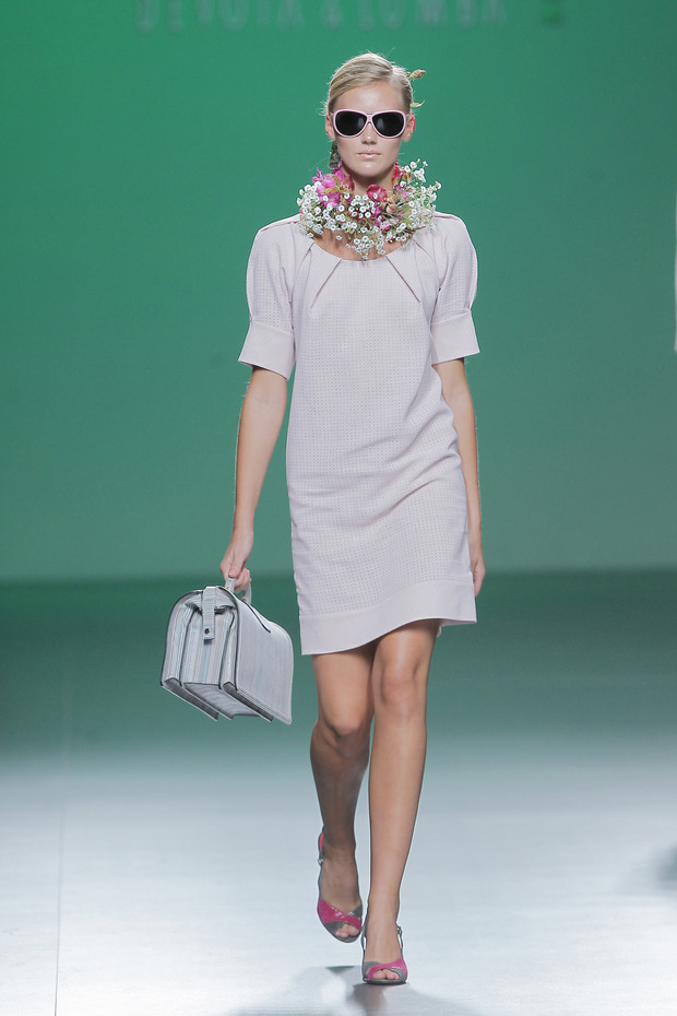 Madrid Fashion Week SS 2013: DEVOTA & LOMBA . Изображение № 5.