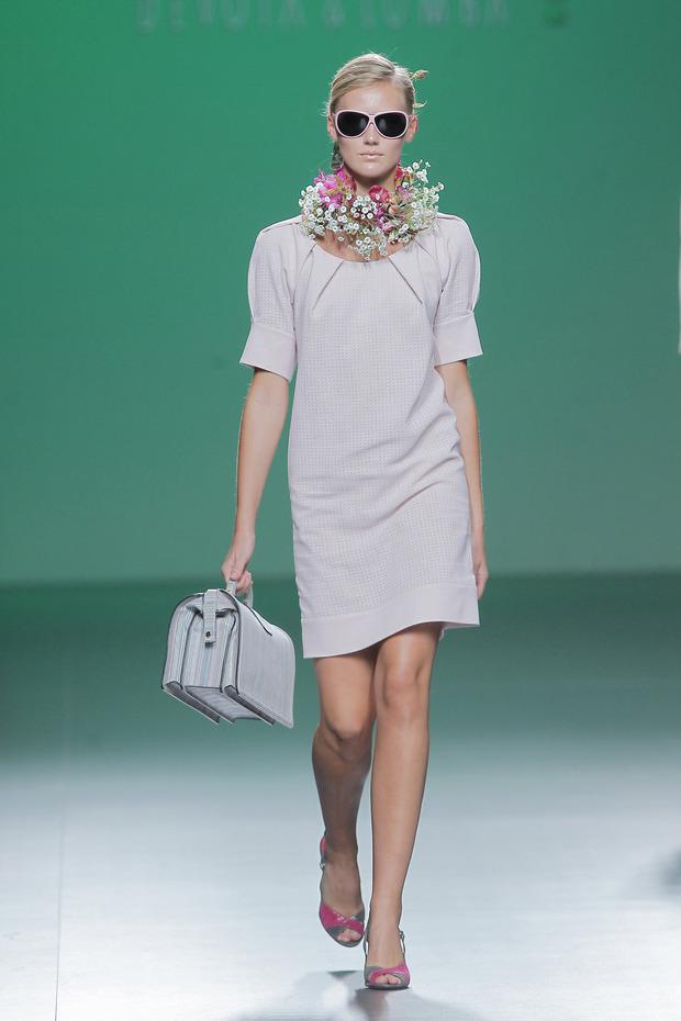 Madrid Fashion Week SS 2013: DEVOTA & LOMBA . Изображение № 5.