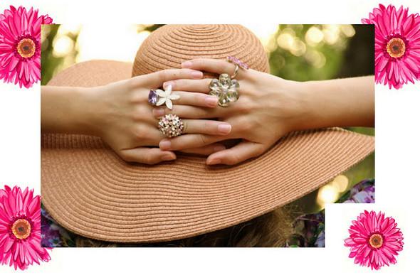 Крупные кольца. Изображение № 1.