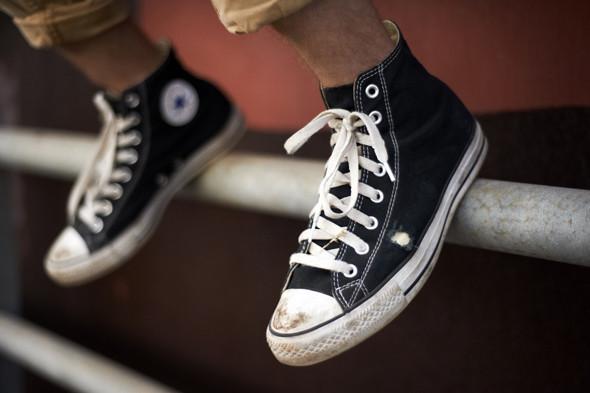 Новости ЦУМа: Легендарные Converse на четвертом этаже. Изображение № 5.