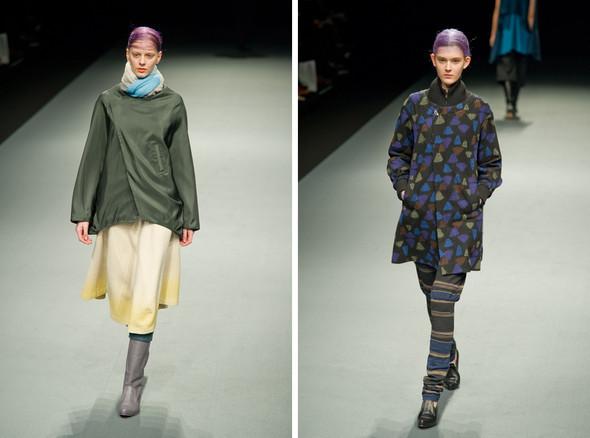 Japan Fashion Week AW 2010 - 2011. Изображение № 12.