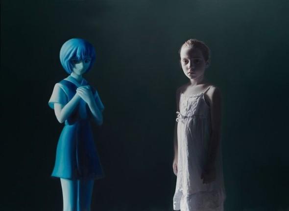 Провокатор Готфрид Хельнвейн (Gottfried Helnwein). Изображение № 19.