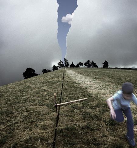 Фотохудожник-сюрреалист Alastair Magnaldo. Изображение № 10.
