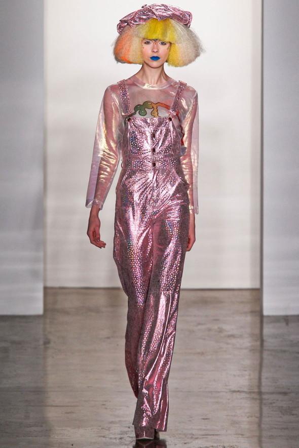 Лукбук Jeremy Scott A/W 2012-13, Женская и мужская коллекции. Изображение № 1.